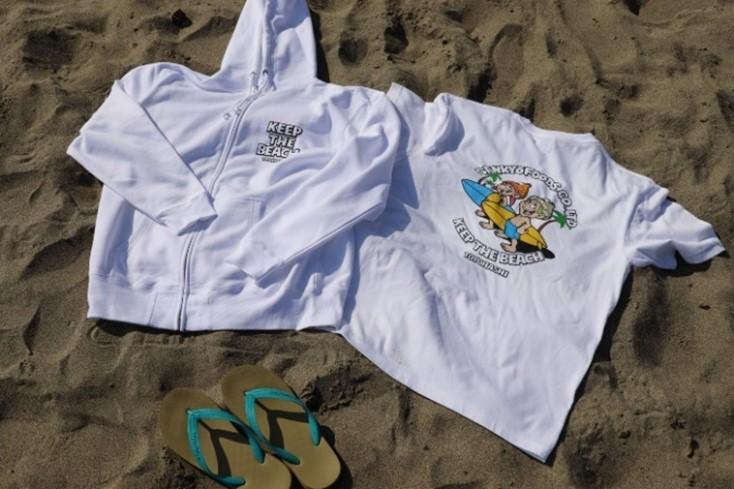 絶滅危惧種のアカウミガメを救おう!ビーチクリーン活動「KEEP THE BEACH」を実施